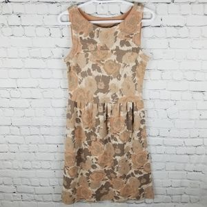 KNITTED&KNOTTED   Persica floral sweater dress